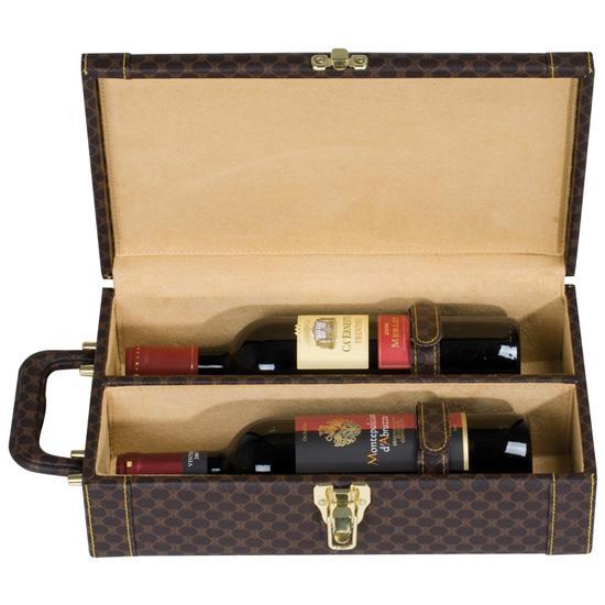 Cutie eleganta pentru vin