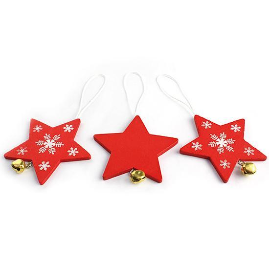 Set ornamente steluta