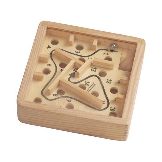 Joc ingenios, labirint