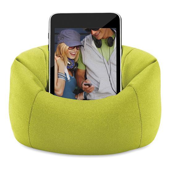 Suport telefon mobil - verde
