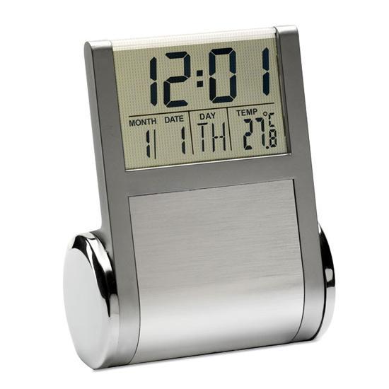 Ceas de birou cu display LCD