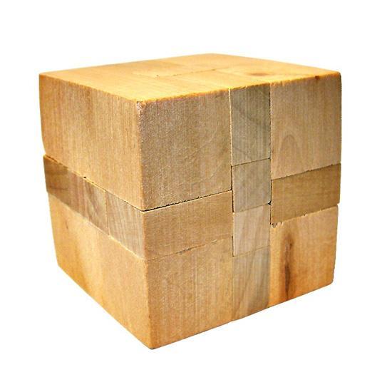 Cub puzzle