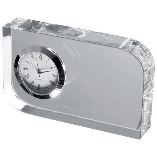 Ceas de birou Glass