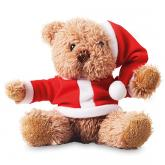 Ursulet de plus Santa