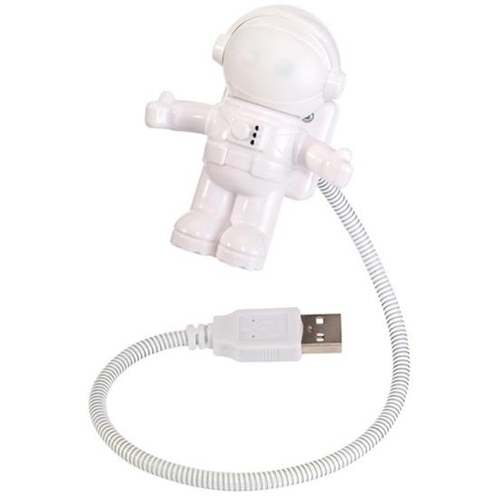 Lampa USB -Astronaut