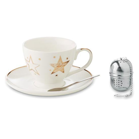 Set pentru ceai, Minna