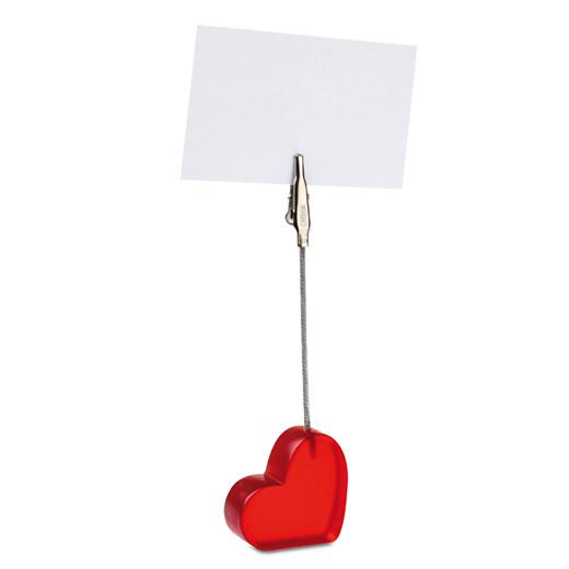 Memo holder Valentine's