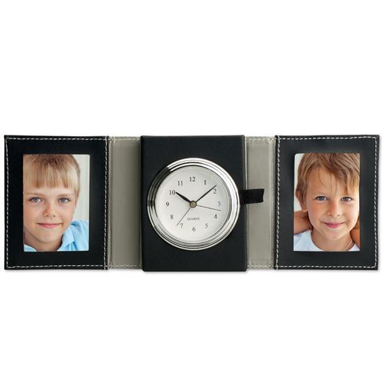 Ceas cu alarma si rama foto