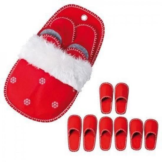 Set papuci Xmas