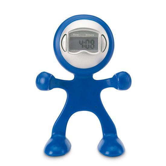 Ceas flexibil - albastru