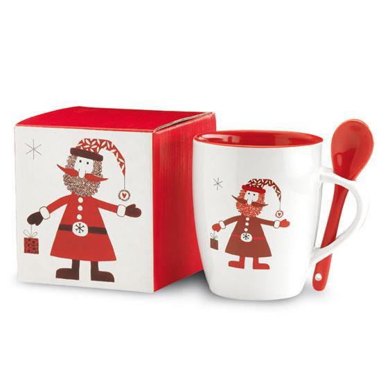 Cana ceramica Santa Claus