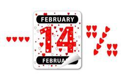Reduceri cadouri de Valentine's Day